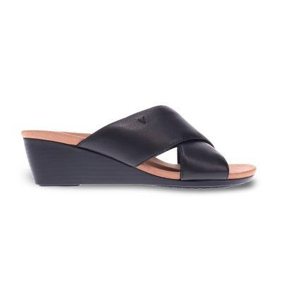 Kara Demi-Wedge Sandal