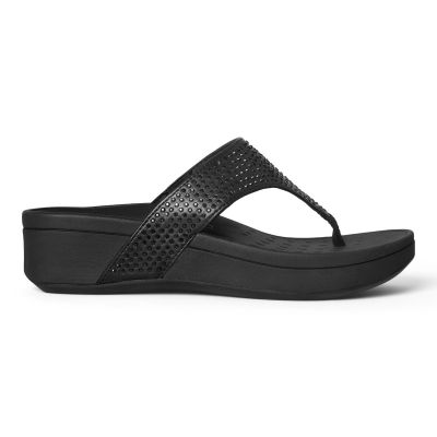 Naples Platform Sandals