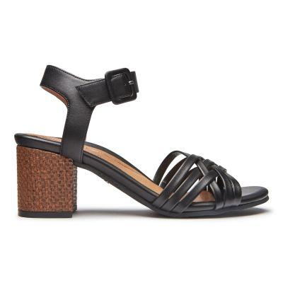 Peony Heeled Sandal
