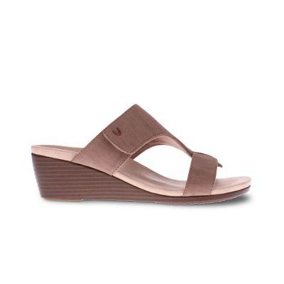 Regina Wedge Sandal
