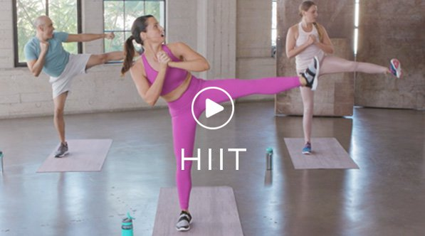 Play HIIT Video